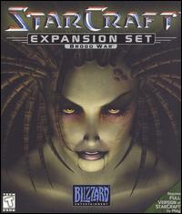 Caratula de StarCraft Expansion Set: Brood War para PC