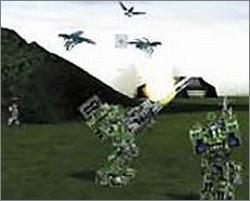 Pantallazo de Starship Troopers para PC