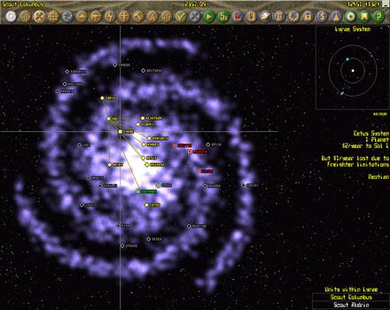 Pantallazo de Starships Unlimited para PC