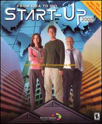 Caratula de Start-Up 2000 para PC