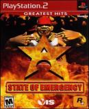Carátula de State of Emergency [Greatest Hits]
