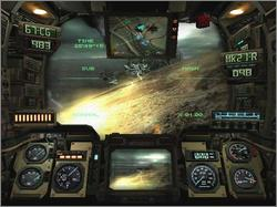 Pantallazo de Steel Battalion: Line of Contact para Xbox