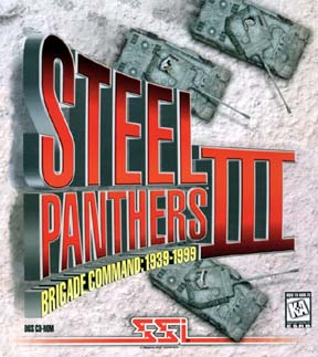 Caratula de Steel Panthers III: Brigade Command para PC