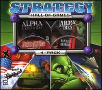 Caratula de Strategy Hall of Games para PC