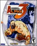 Carátula de Street Fighter Alpha 3
