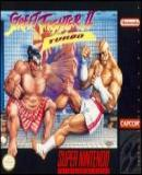 Carátula de Street Fighter II Turbo: Hyper Fighting
