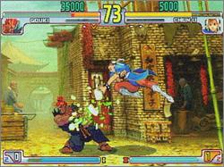 Pantallazo de Street Fighter III: 3rd Strike -- Fight for the Future para Dreamcast