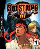 Carátula de Street Fighter III: 3rd Strike