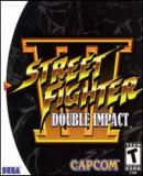 Carátula de Street Fighter III: Double Impact