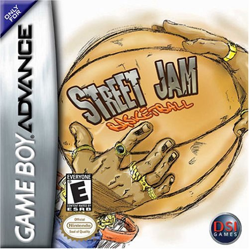 Caratula de Street Jam Basketball para Game Boy Advance