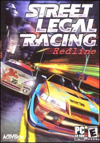 Caratula de Street Legal Racing: Redline para PC