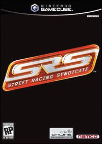 Caratula de Street Racing Syndicate para GameCube