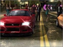 Pantallazo de Street Racing Syndicate para GameCube