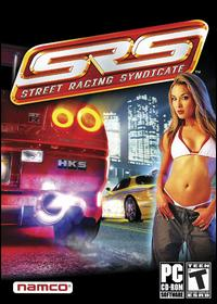 Caratula de Street Racing Syndicate para PC
