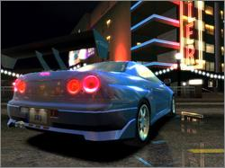 Pantallazo de Street Racing Syndicate para PC