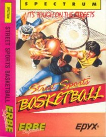 Caratula de Street Sports Basketball para Spectrum
