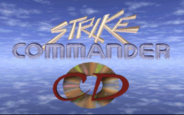 Pantallazo de Strike Commander para PC