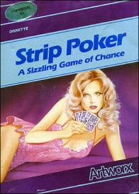 Caratula de Strip Poker Mellisa para Commodore 64