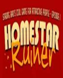 Caratula nº 133881 de Strong Bads Cool Game for Attractive People: Episode 1: Homestar Ruiner (Wii Ware) (250 x 101)