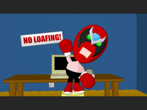 Pantallazo de Strong Bads Cool Game for Attractive People: Episode 1: Homestar Ruiner para PC