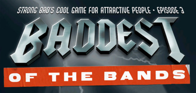 Caratula de Strong Bads Cool Game for Attractive People: Episode 3: Baddest of the Bands para Wii