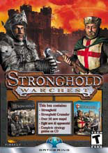 Caratula de Stronghold Warchest para PC
