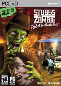 Caratula de Stubbs the Zombie in Rebel Without a Pulse para PC