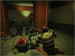 Pantallazo de Stubbs the Zombie in Rebel Without a Pulse para Xbox