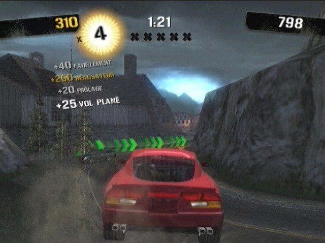 Pantallazo de Stuntman: Ignition para PlayStation 2