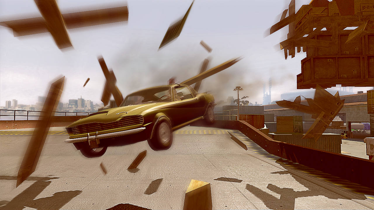 Pantallazo de Stuntman: Ignition para Xbox 360