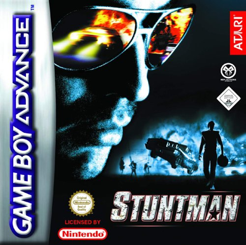 Caratula de Stuntman para Game Boy Advance