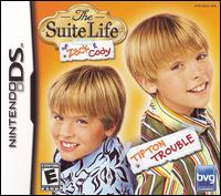 Caratula de Suite Life of Zack and Cody: Tipton Trouble, The para Nintendo DS