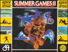 Caratula de Summer Games 2 para Spectrum