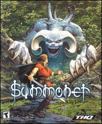 Caratula de Summoner para PC