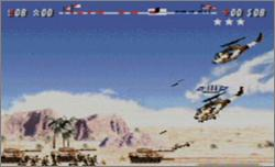 Pantallazo de Super Army War para Game Boy Advance