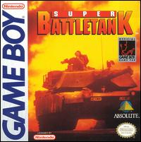 Caratula de Super Battletank para Game Boy