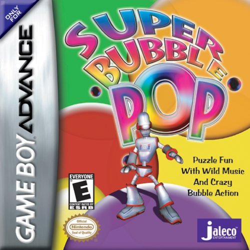 Caratula de Super Bubble Pop para Game Boy Advance
