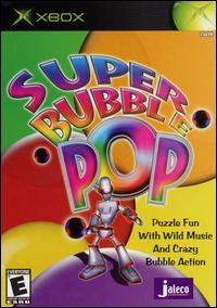 Caratula de Super Bubble Pop para Xbox