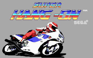 Pantallazo de Super Hang-On para PC