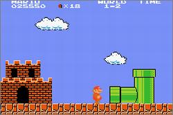Pantallazo de Super Mario Bros. [Classic NES Series] para Game Boy Advance