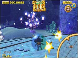 Pantallazo de Super Monkey Ball 2 para GameCube
