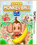 Carátula de Super Monkey Ball 3D