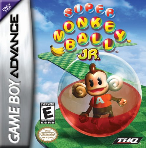 Caratula de Super Monkey Ball Jr. para Game Boy Advance