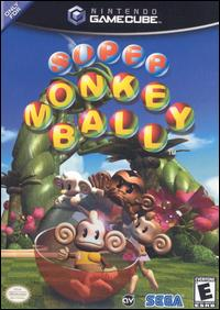 Caratula de Super Monkey Ball para GameCube