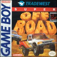 Caratula de Super Off Road para Game Boy