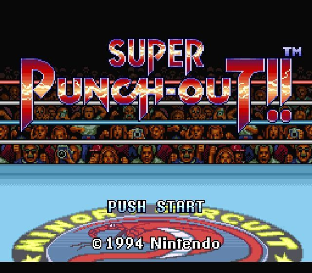 Caratula de Super Punch-Out!! (Consola Virtual) para Wii