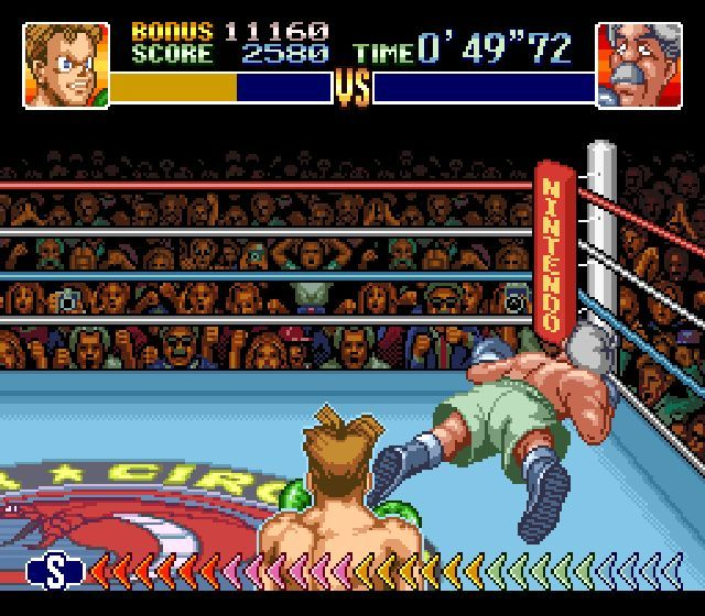 Pantallazo de Super Punch-Out!! (Consola Virtual) para Wii