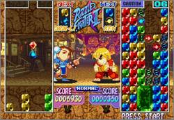Pantallazo de Super Puzzle Fighter II Turbo para PC