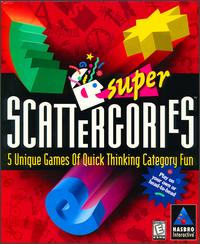 Caratula de Super Scattergories para PC