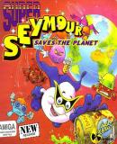Carátula de Super Seymour Saves the Planet